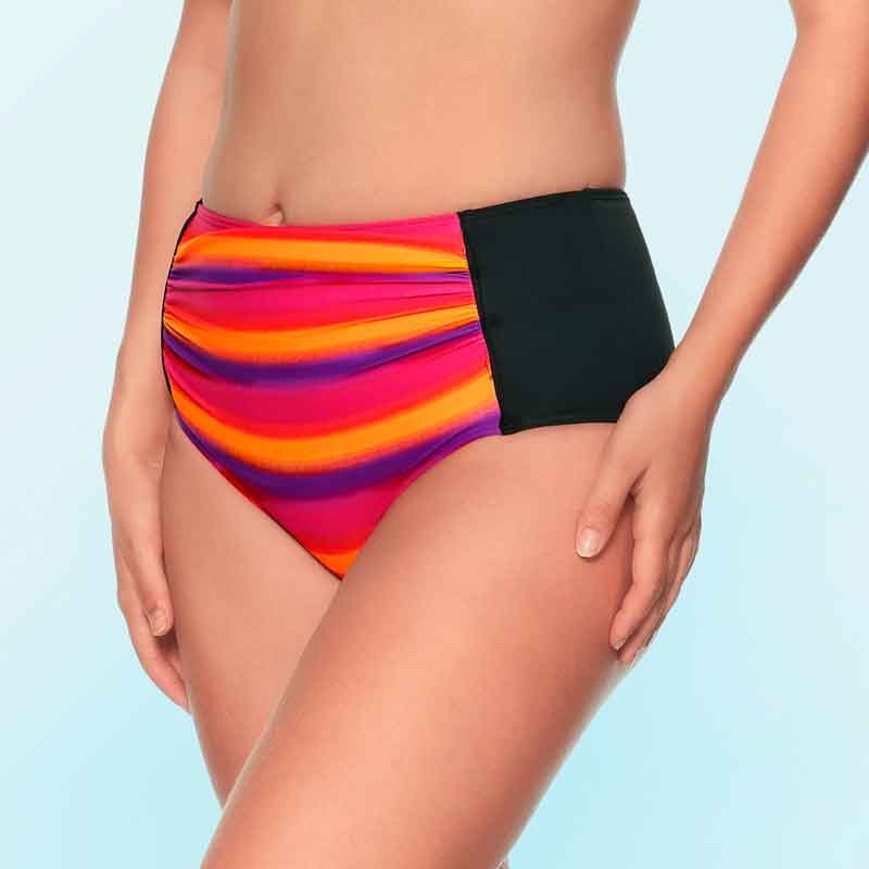 Wiki Midi Shape bikini trusser Zaragoza