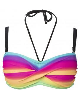 Wiki Santa Maria Bandeau bikini top