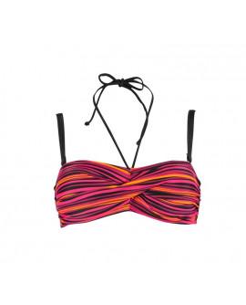 Wiki Bandeau bikini top Havana