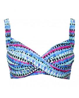 Wiki Wire Cup bikini top Capa Dorso