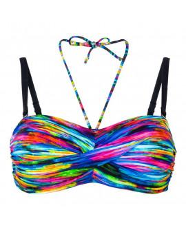 Wiki Bandeau bikini top Zanzibar