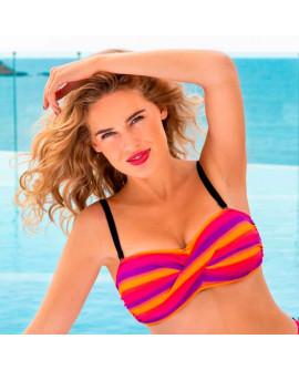 Wiki Bandeau bikini top Zaragoza