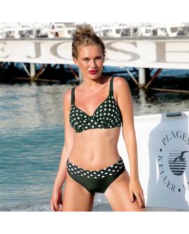 Wiki Cannes bikini trusser Swim Tai de luxe på model