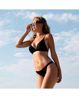 Wiki sort Triangle Bikini sæt