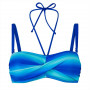 Wiki Bandeau bikini top Santiago