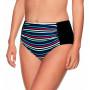 Wiki Swim Midi Shape bikini trusser Alicante på model